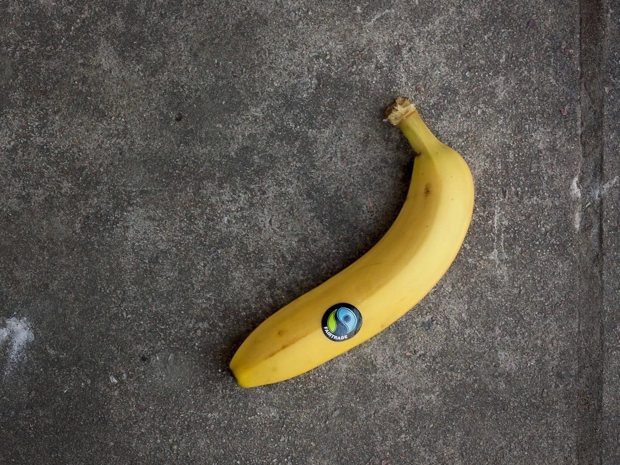 Fair Trade Banane
