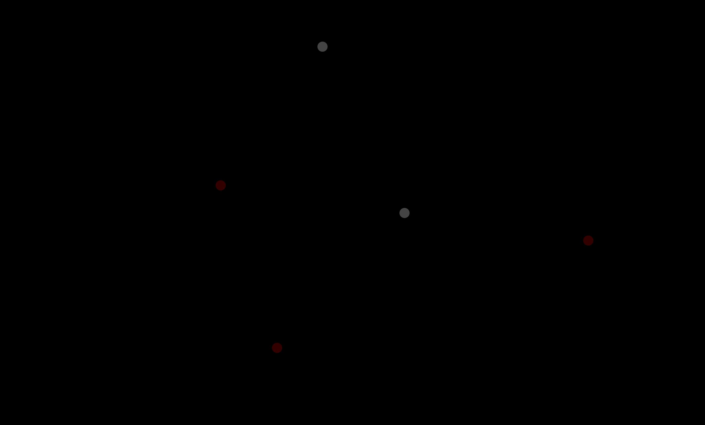 Schnittpunkte beider Kreise