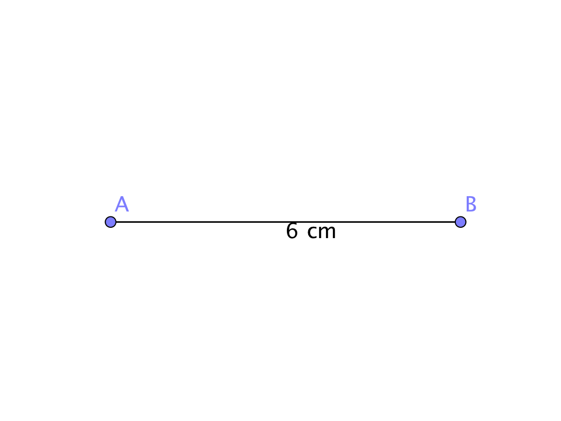 Strecke A B