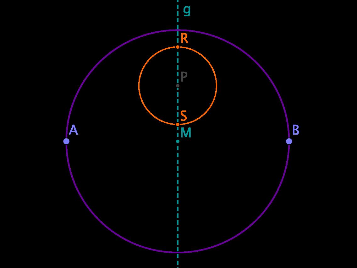 Aufgaben zu Fasskreisbogen und Satz des Thales - Mathe Themenordner ...