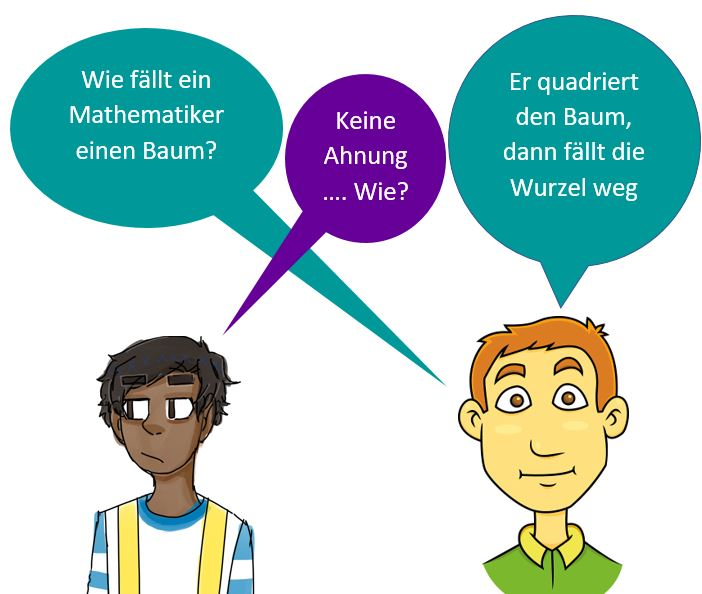 Karl und Mathematicus