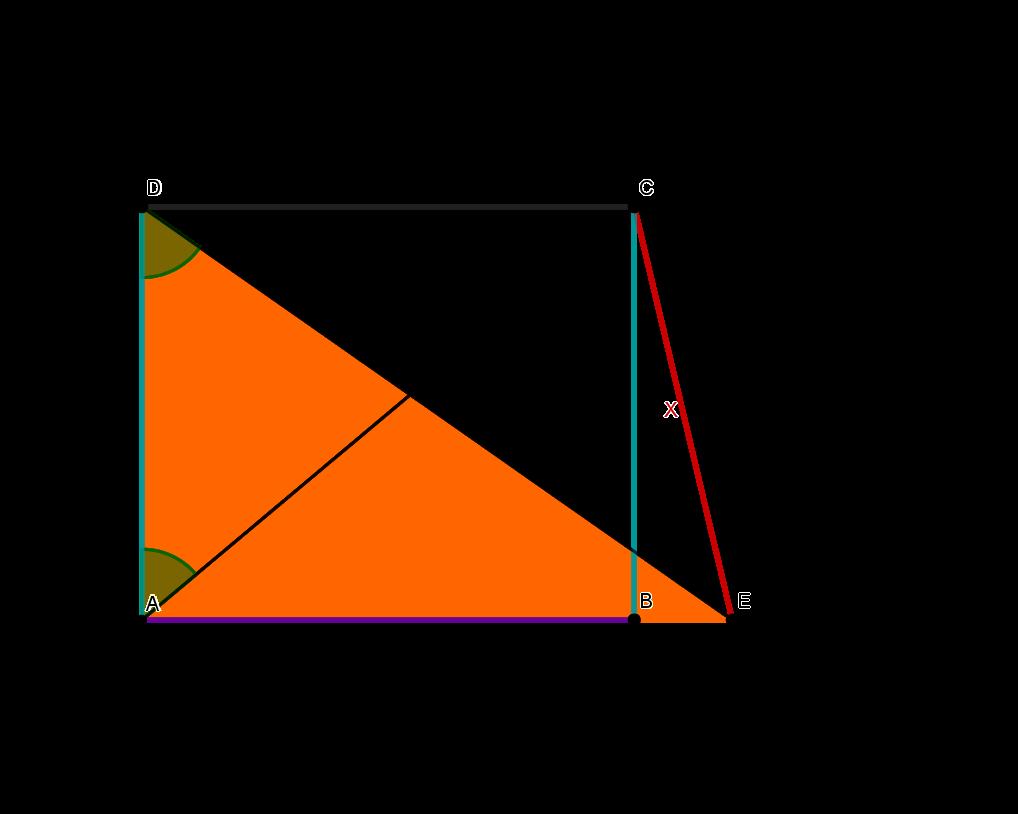 Aufgaben zum Sinus, Kosinus und Tangens im rechtwinkligen Dreieck ...