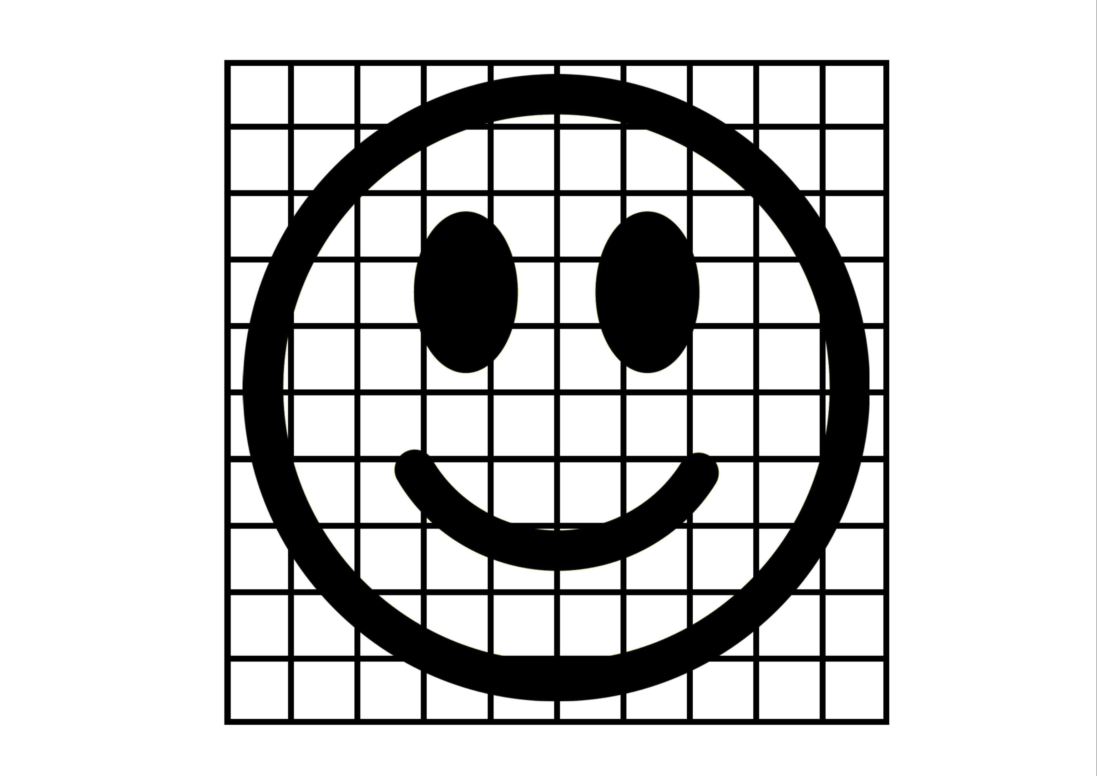 Smiley in Gitter