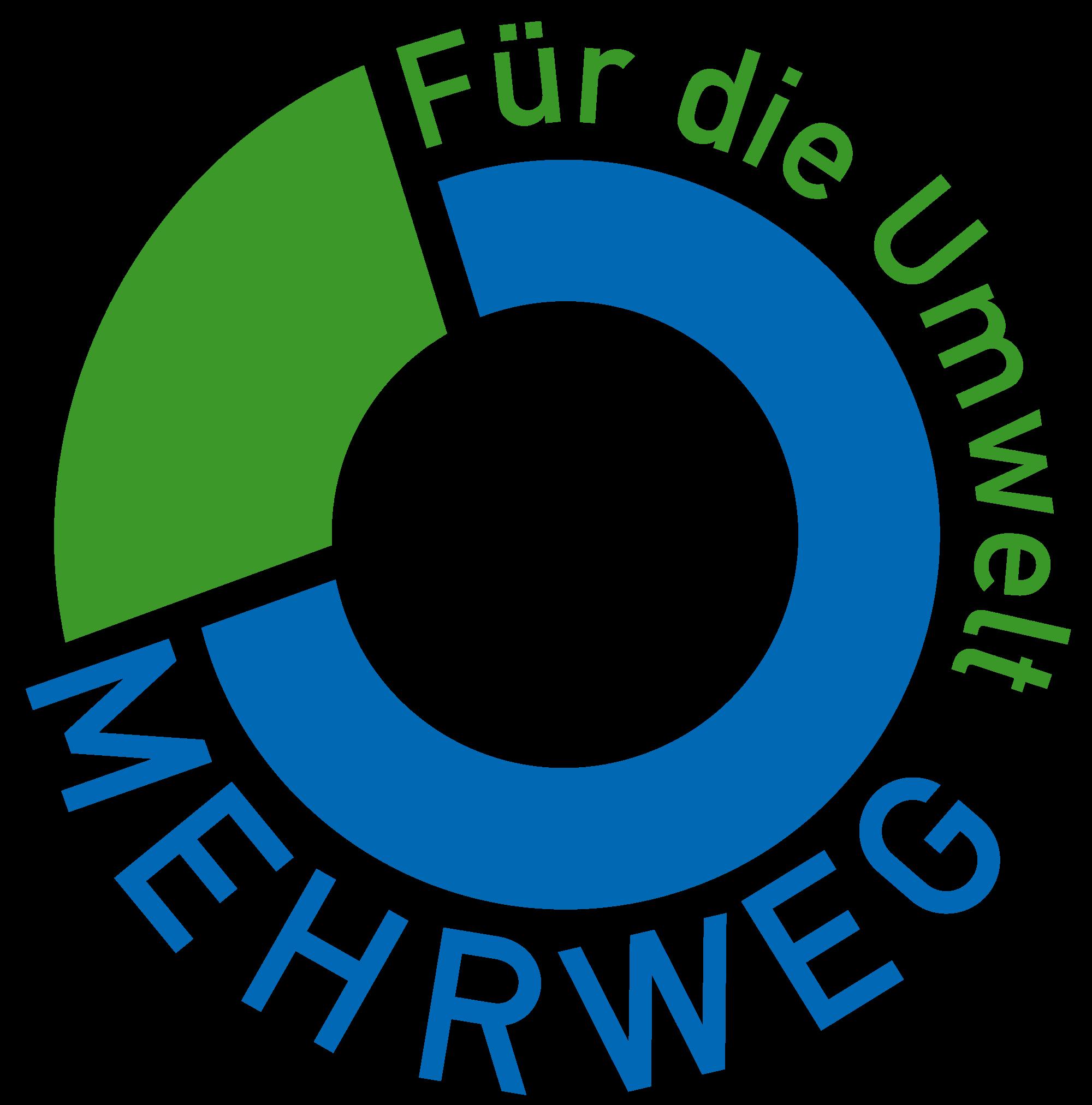 Mehrweg-Logo