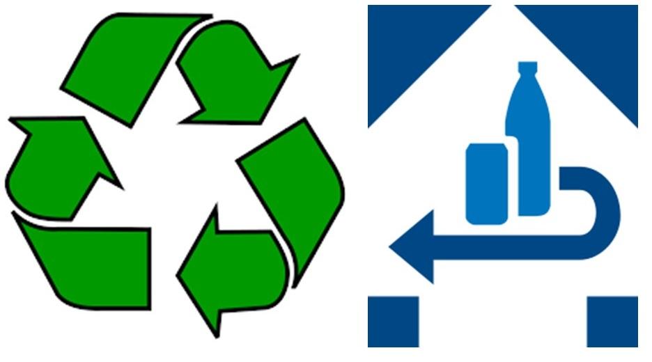 Einweg Logos