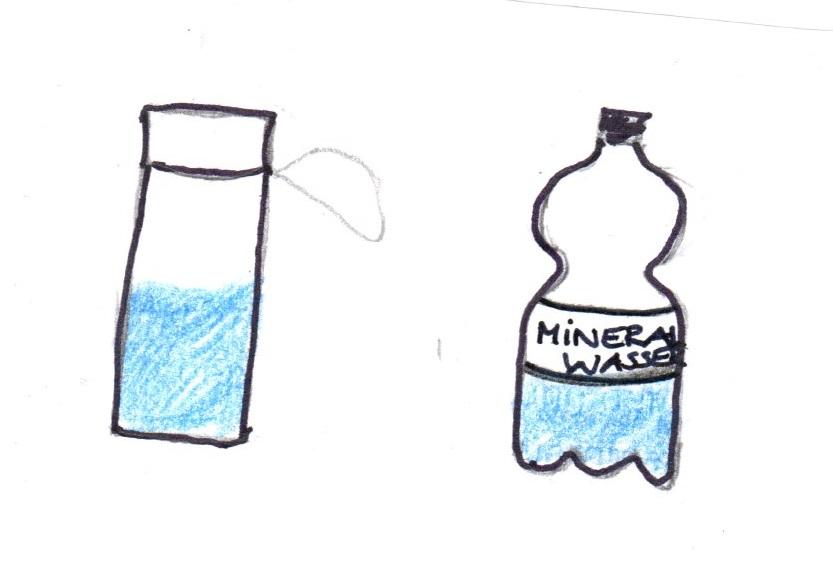 Die Trinkflasche