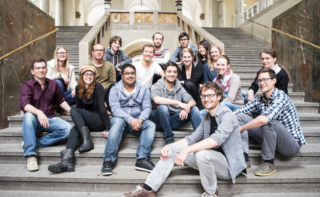 Das Münchner Serlo Team