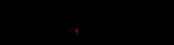 Abb. 1: Wasserstoff im Periodensystem (gezeichnet mit Google Docs)