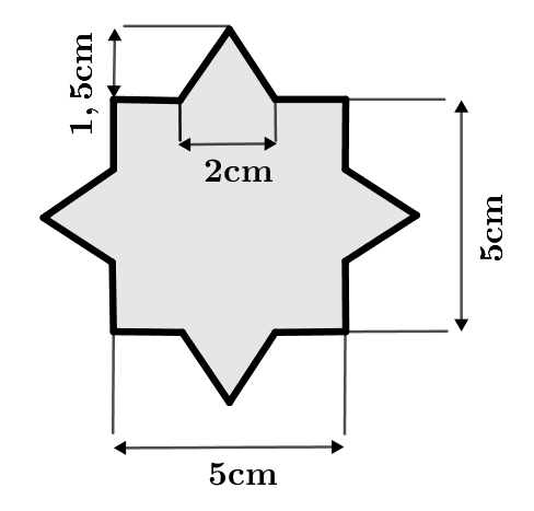 Stern Figur