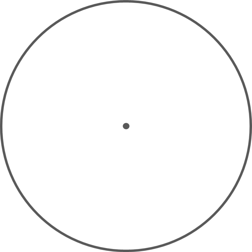 Kreis zeichnen