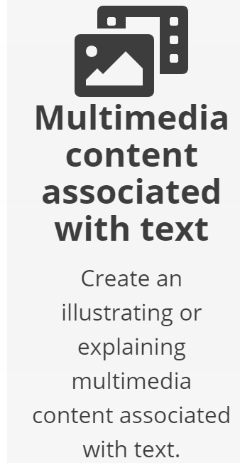 Overview Multimedia Content