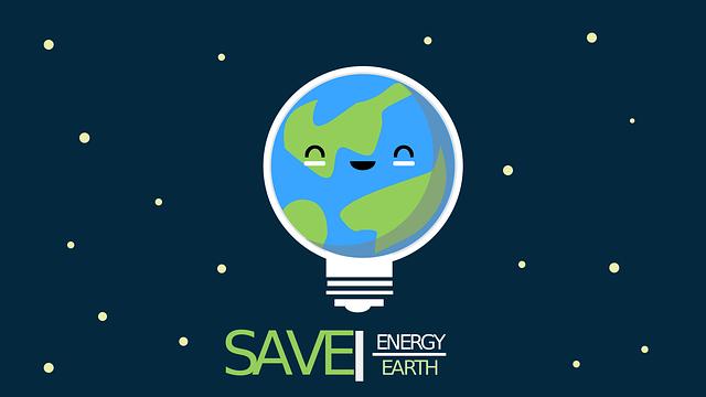 Saving the Earth by Saving Energy