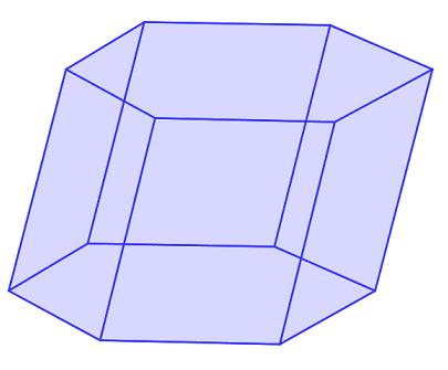 Schiefes Prisma - Beispielbild