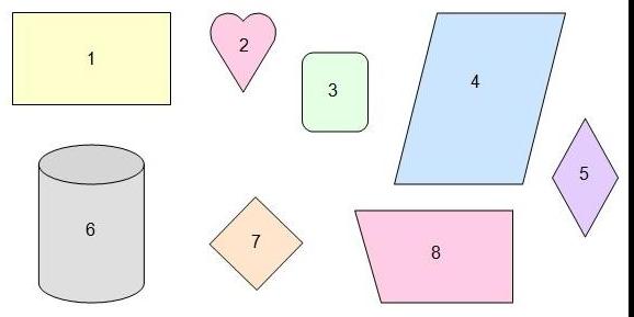 eigenschaften rechteck und quadrat mathe kursseite. Black Bedroom Furniture Sets. Home Design Ideas
