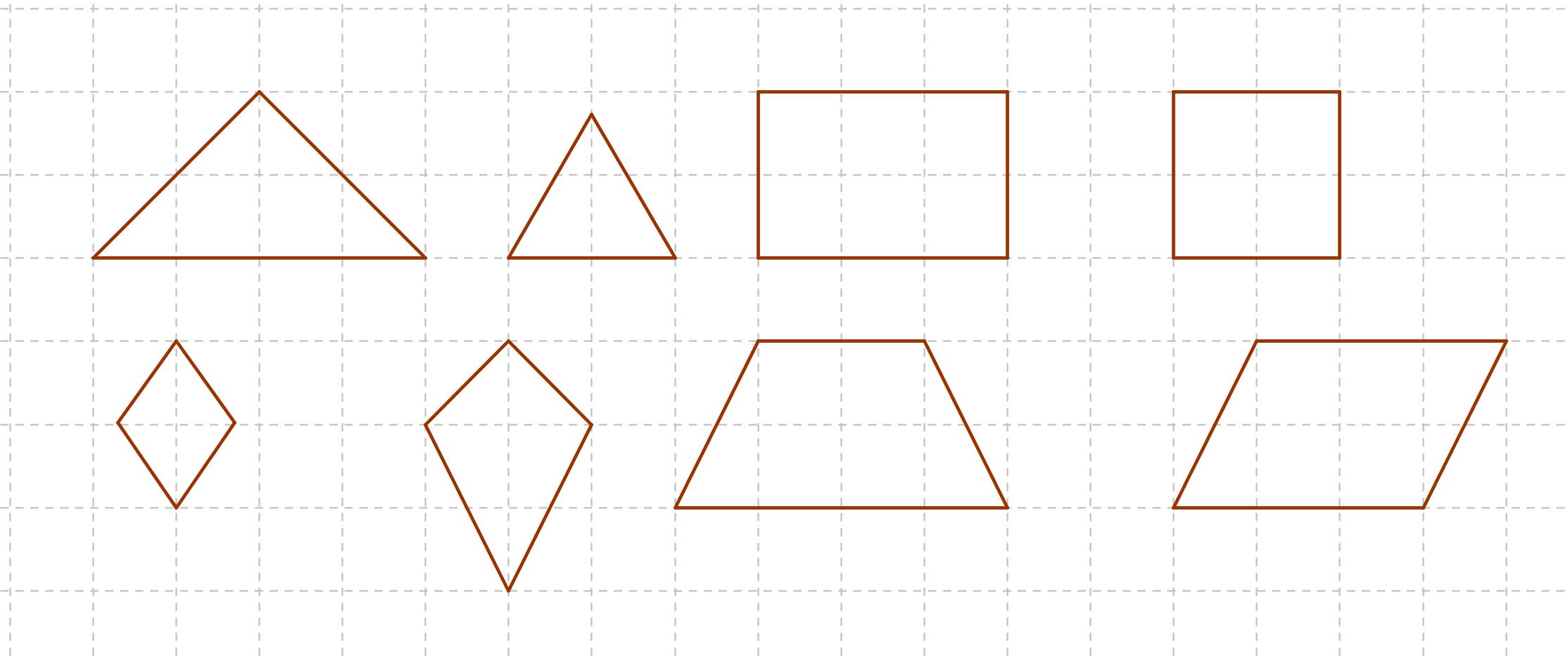 symmetrieachsen und grundkonstruktionen mathe kursseite