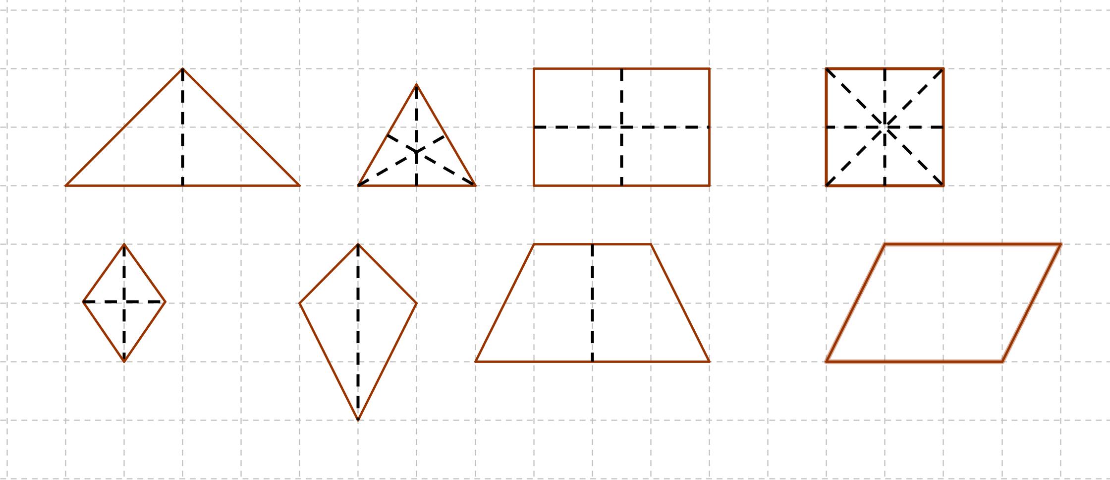 berblick zur geometrie symmetrieachsen und grundkonstruktionen. Black Bedroom Furniture Sets. Home Design Ideas