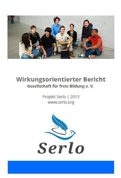 Serlo-Wirkungungsbericht 2013