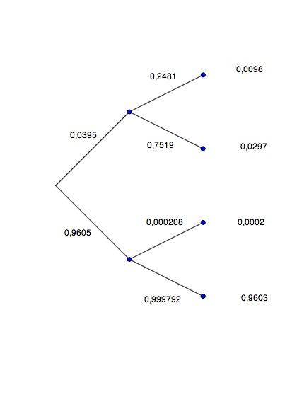 Aufgaben zum Thema bedingte Wahrscheinlichkeit - Mathe Themenordner ...