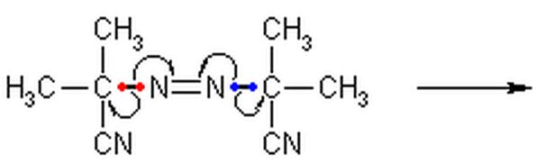 2,2' Azo-bis-isobutyronitril