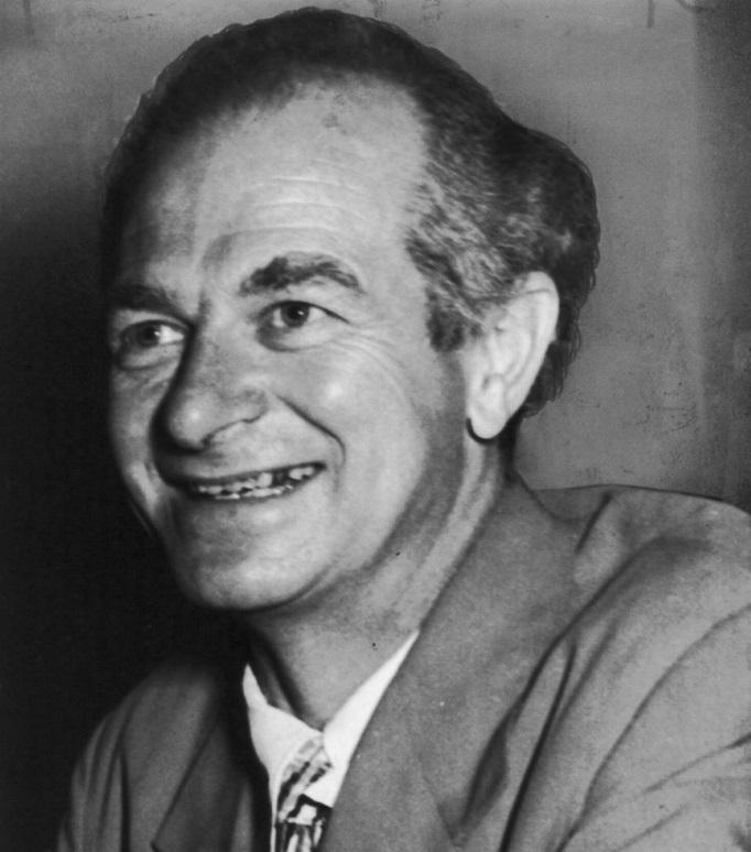 Linus Pauling, um 1954