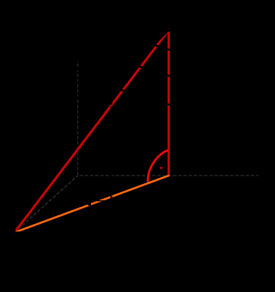 Dreieck ENF