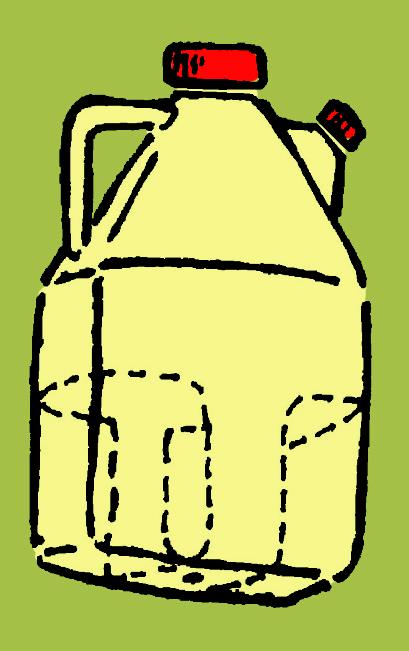 Kanister Zuschneideanleitung