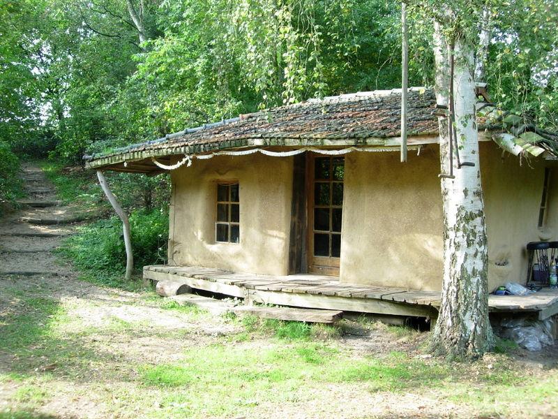 Strohballenhaus
