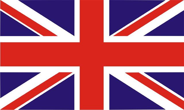 Großbrittanienflagge