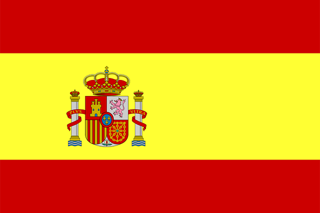 Spanienflagge