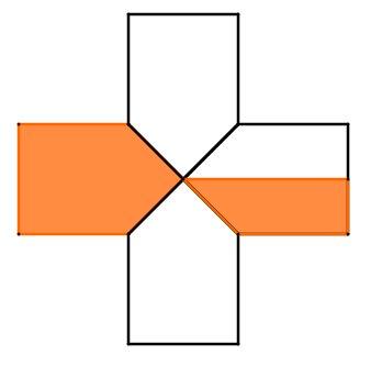 Kreuz Anteil
