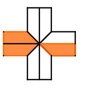 Kreuz Anteil Lösung