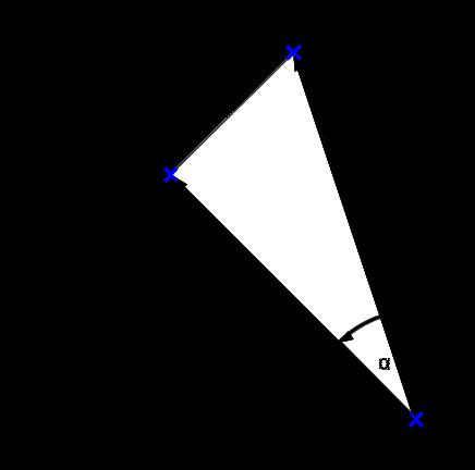 aufgaben zur fl chenberechnung von dreiecken im koordinatensystem mathe themenordner. Black Bedroom Furniture Sets. Home Design Ideas