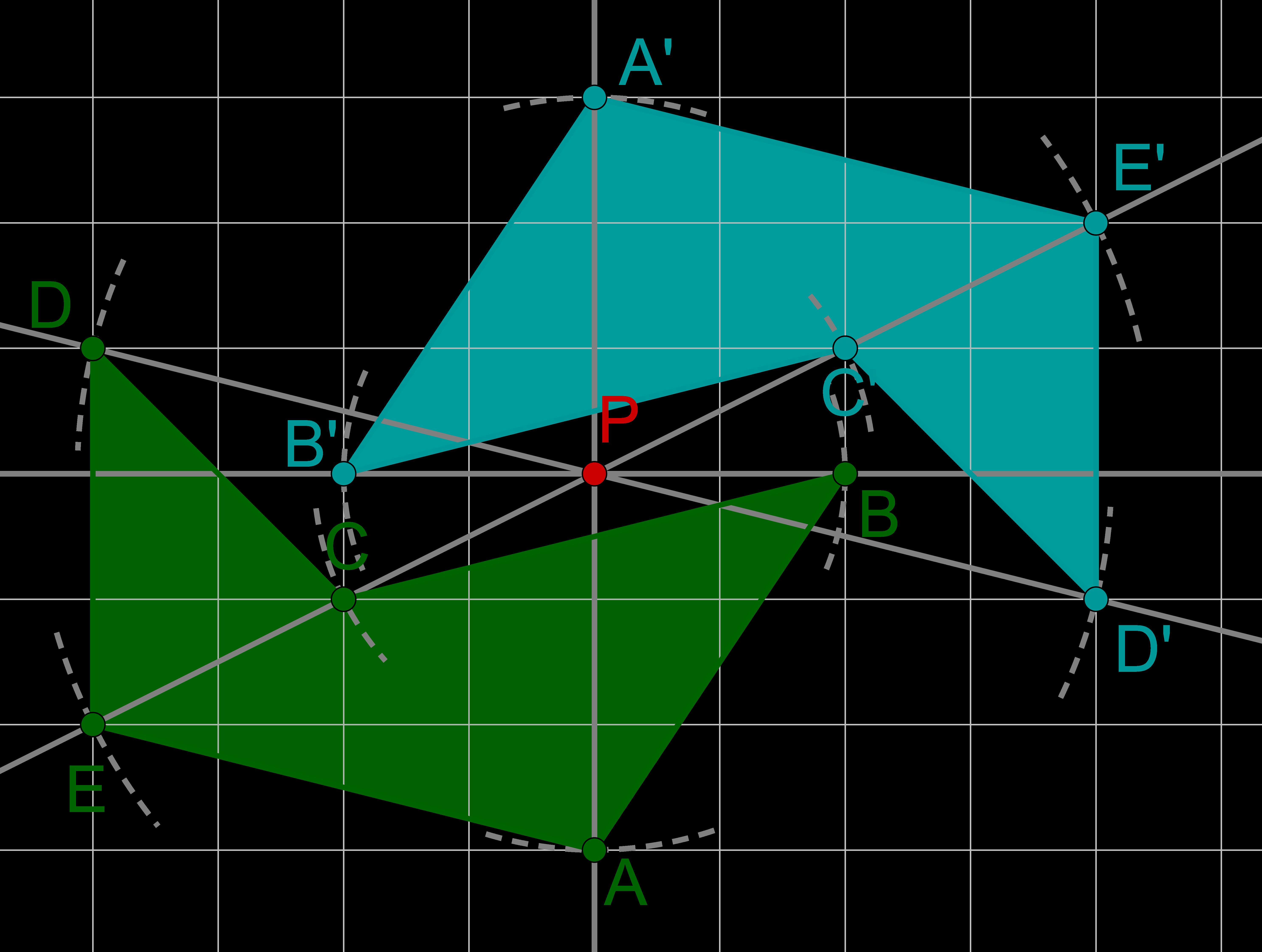 Punkte verbinden