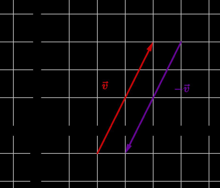Gegenvektor