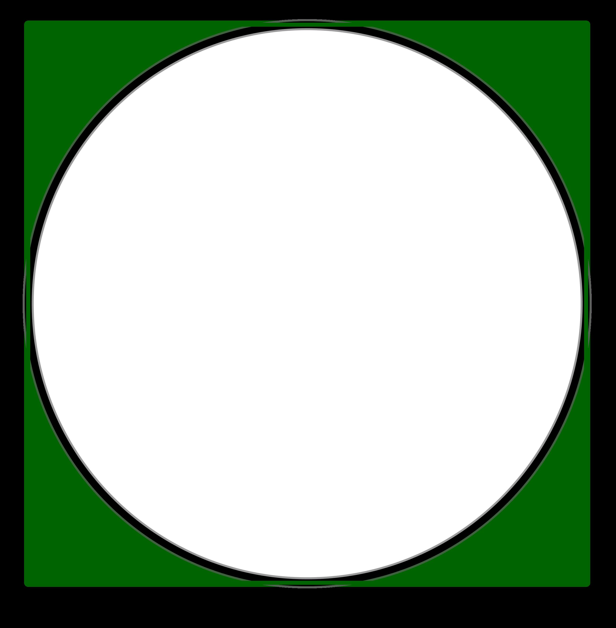 Kreis Außenbereich