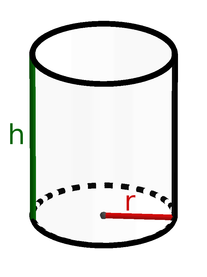 Zylinder 3D