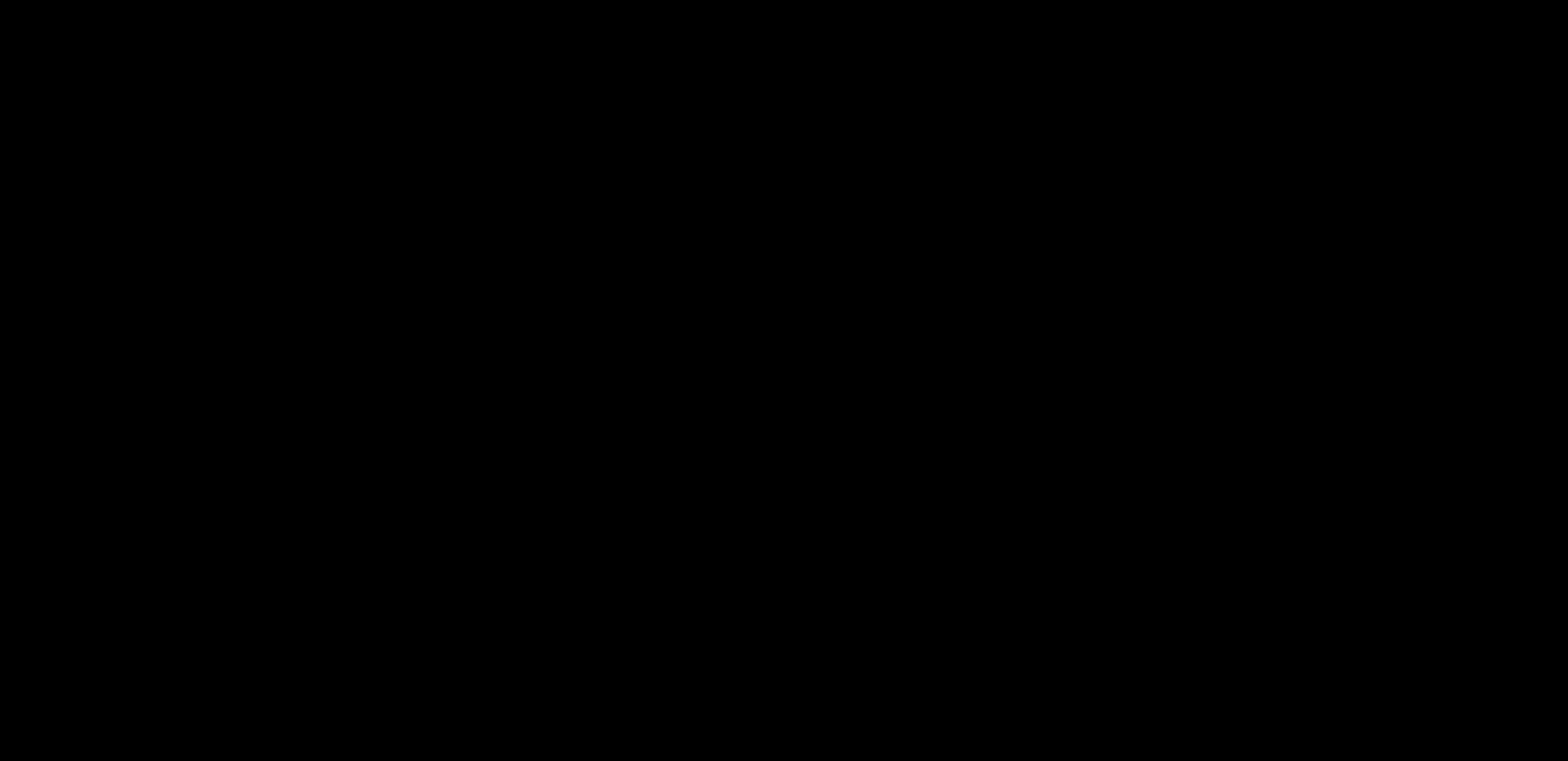 Vierfeldertafel, K - nicht K, M - nicht M, nur Buchstaben