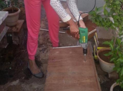 Microgreens Drilling