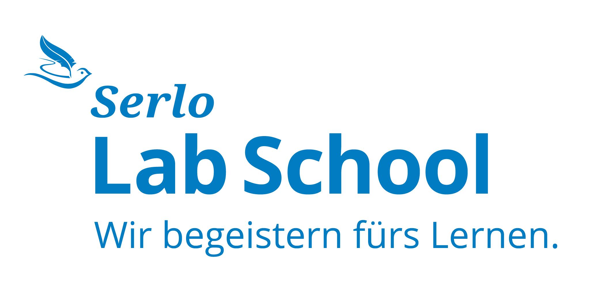 Serlo Lab School Logo