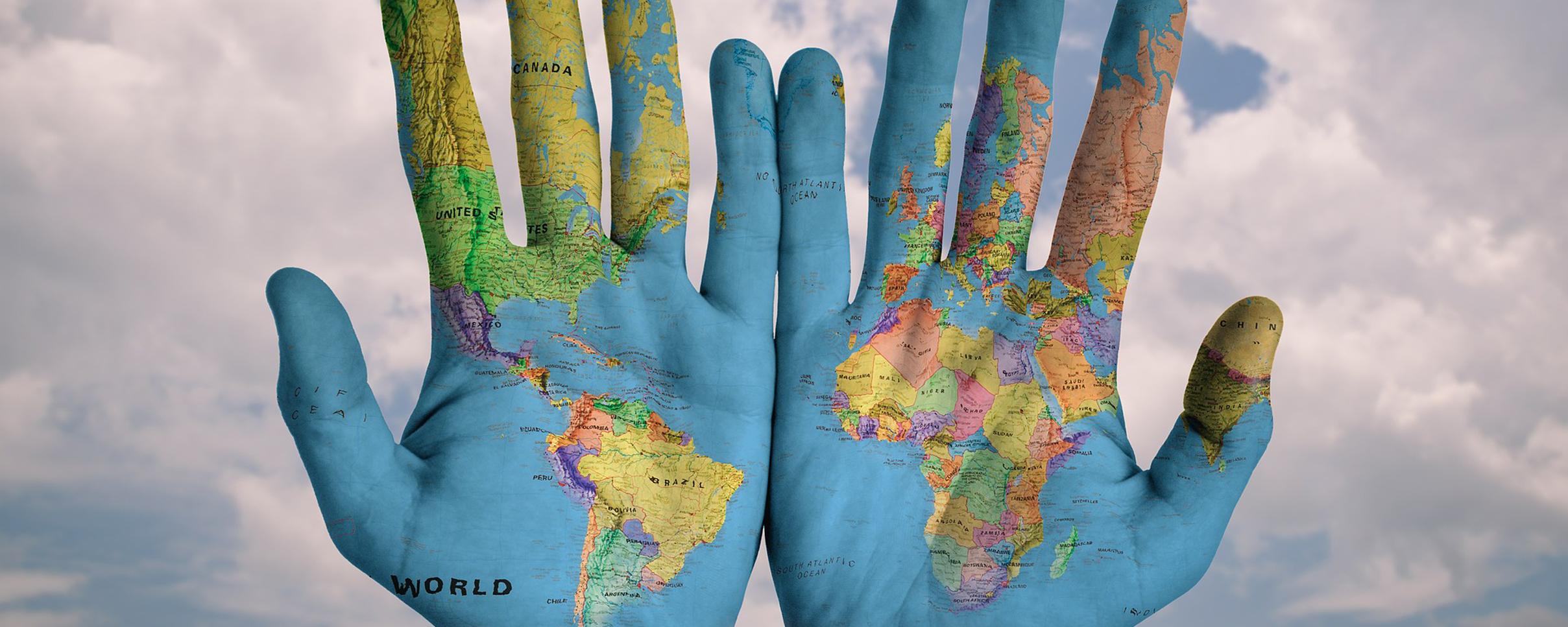 Globaler Wandel Welthand