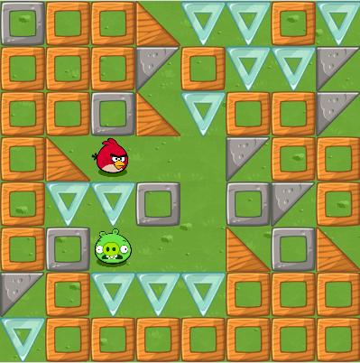 Labyrinth bei Stunde des Codes